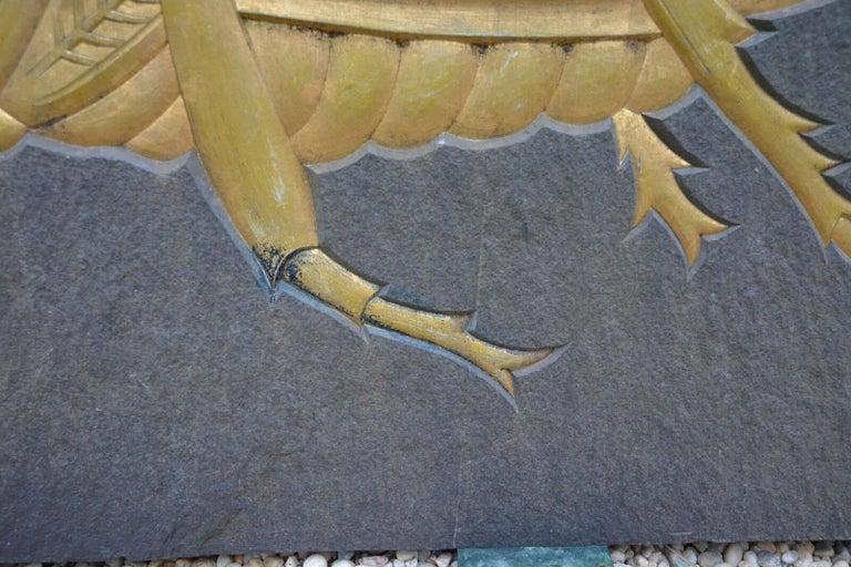 Grasshopper Plaque 9