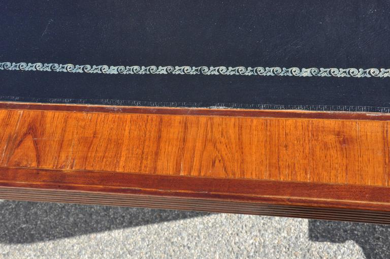 19th Century Period English Regency Desk or Sofa Table in Style of Thomas Hope For Sale