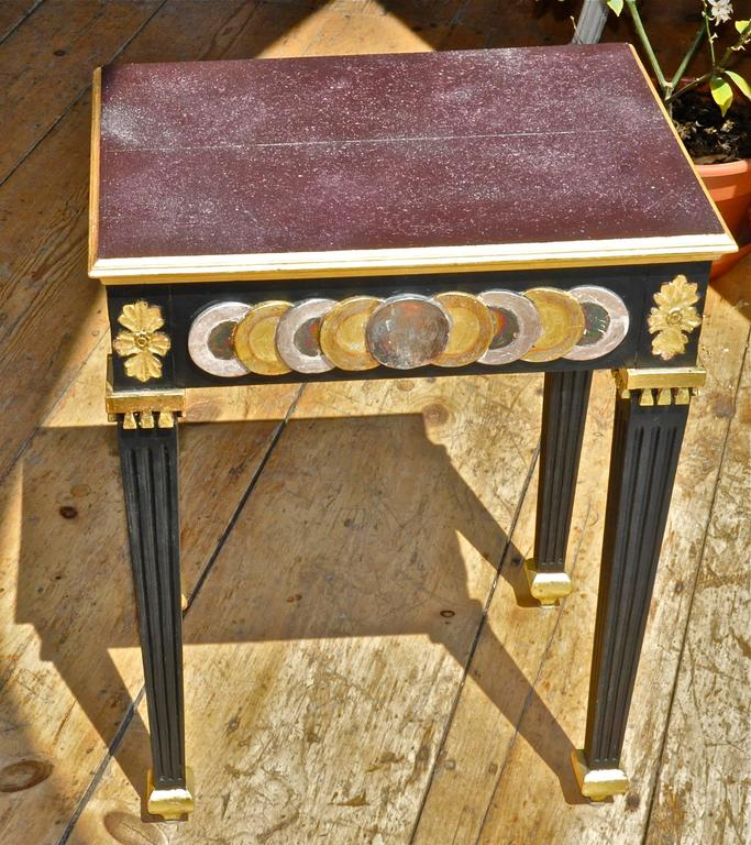 Wonderful pair of side tables