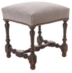 French 19th Century Small Stool