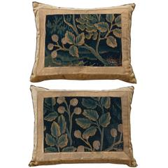 Antique Textile Pillows by B.Viz Designs