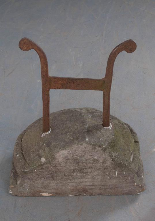 English 19th Century Boot Scraper For Sale 2