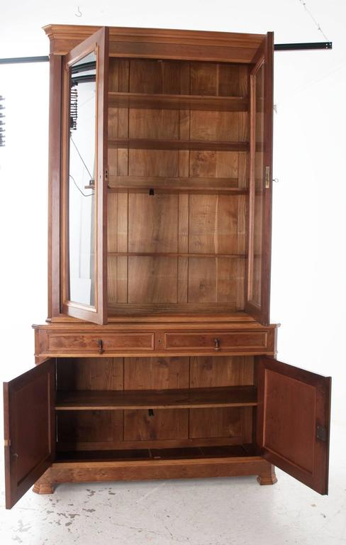 French Louis Philippe Style 19th Century Bibliotheque For Sale 4