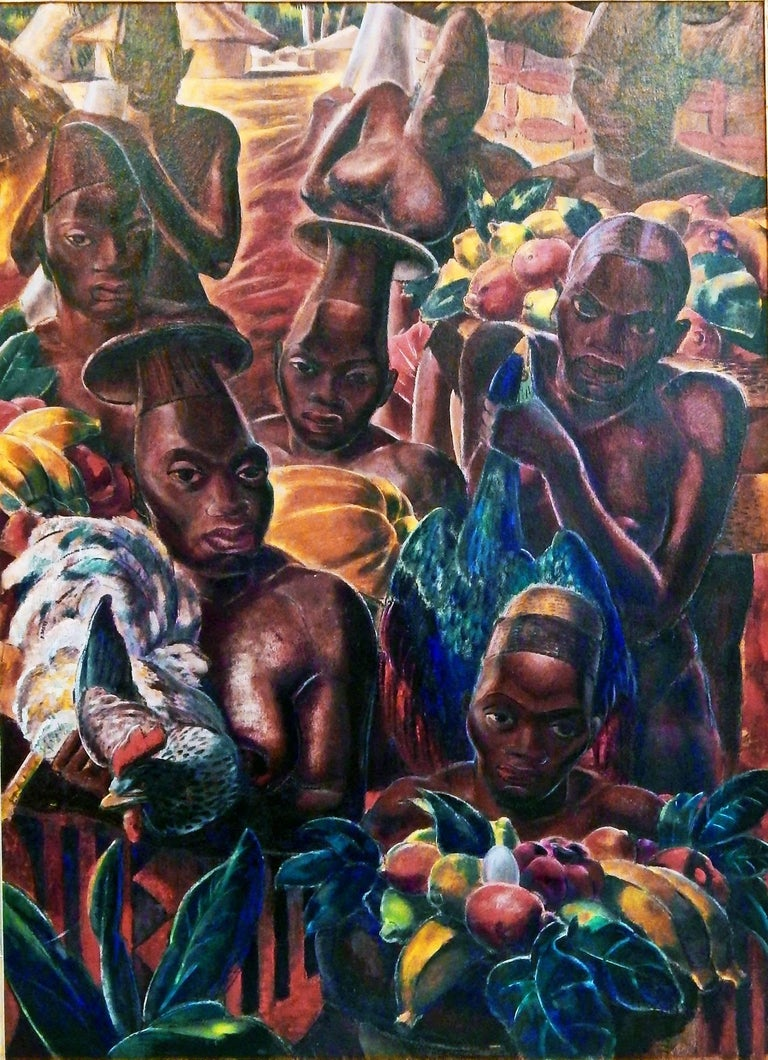In an era when fine art and natural history museums commissioned artists to travel the world to draw, paint and sculpt the native cultures they saw, Paul Travis' travels to Africa were among the most consequential. Travis was asked by the Karamu