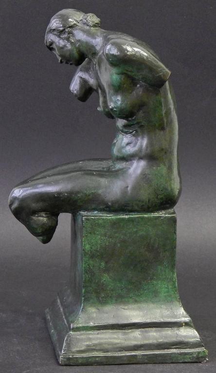 Head Sculpture In La Defense, Paris Editorial Stock Image