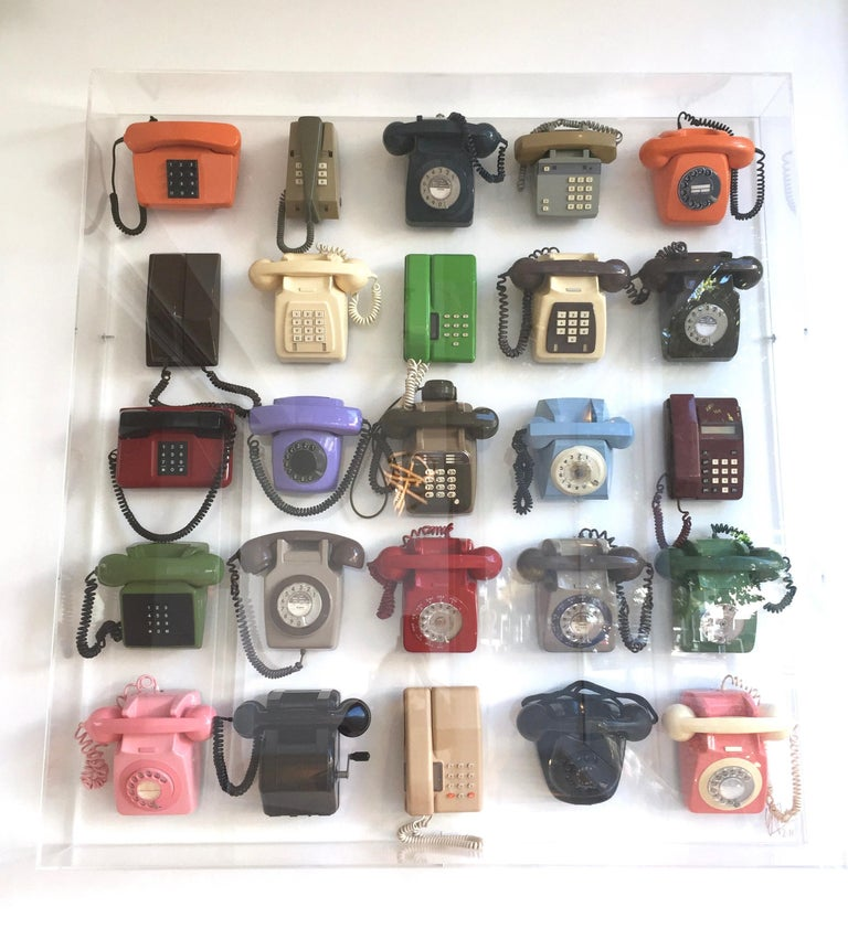'Vintage Telephony' Sculpture by Laurence Poole, 2018 In New Condition For Sale In London, GB
