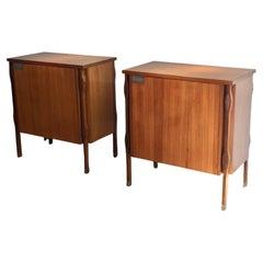 Pair of 'Taormina' Cabinets, by Ico Parisi, c. 1958