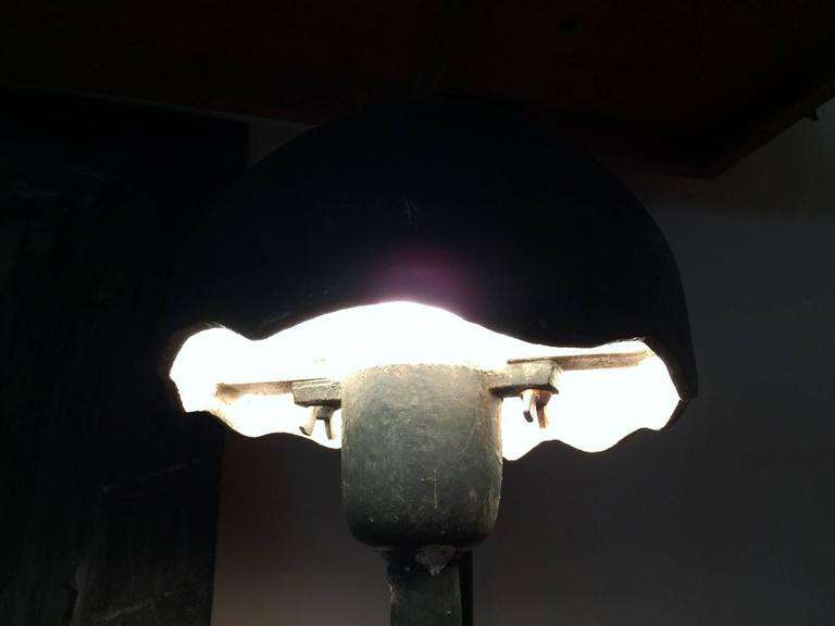 Mid-20th Century Magic Mushroom Lamp For Sale