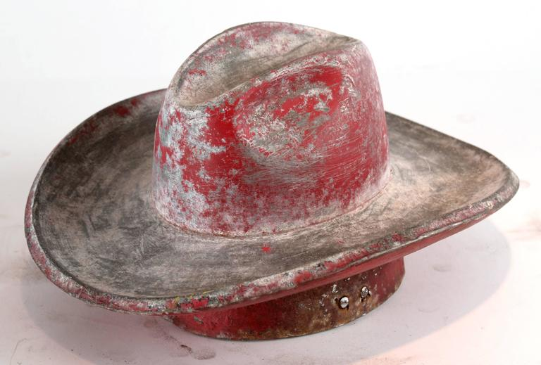 Vintage Cast Aluminum French Hat Mold For Sale At 1stdibs