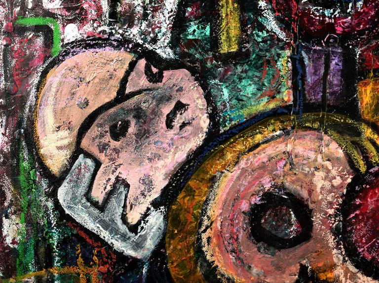 Painted Massacre of the Innocents For Sale