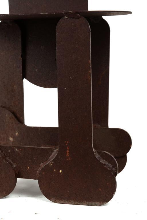 Phallic Steel Chair 3