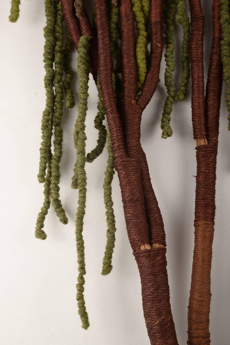Macrame Tree In Good Condition For Sale In Seattle, WA