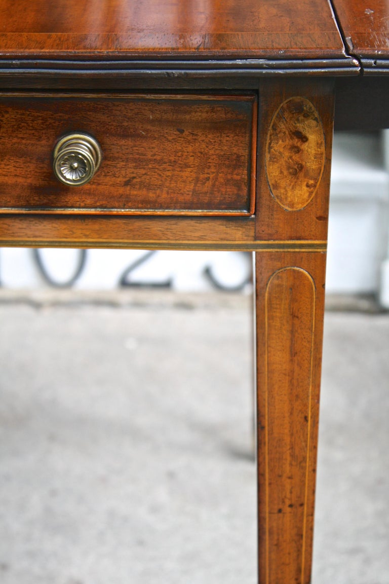George III Pembroke Table For Sale 1