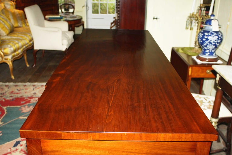 Baltimore Federal Sideboard with Butler's Secretary For Sale 1