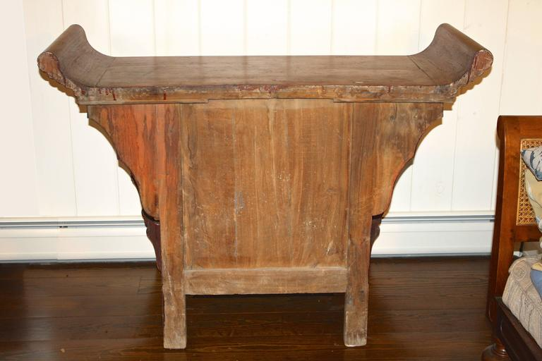 Chinese Tongzhi Altar Cabinet For Sale 3