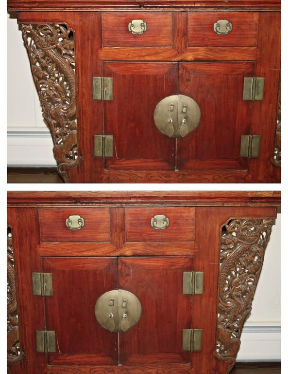 Chinese Tongzhi Altar Cabinet For Sale 1