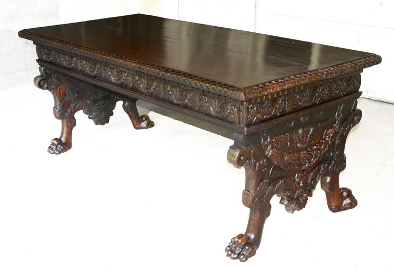 16th Century Italian Renaissance Table  2