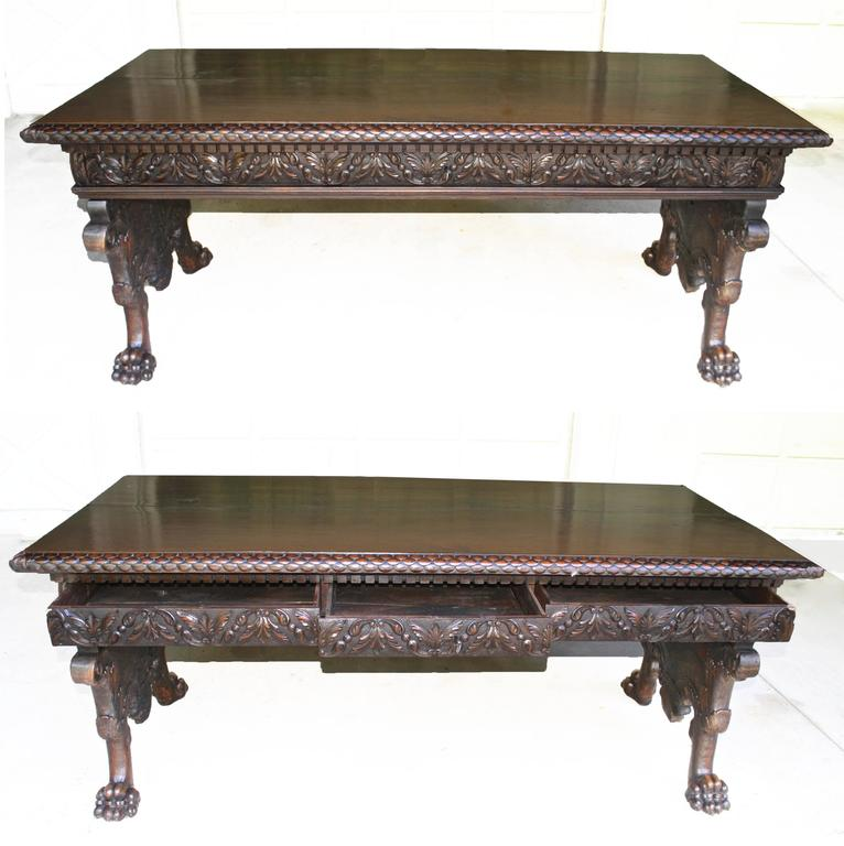 16th Century Italian Renaissance Table  3