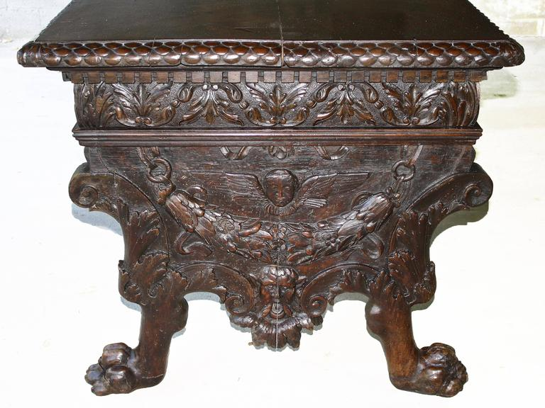 16th Century Italian Renaissance Table  5