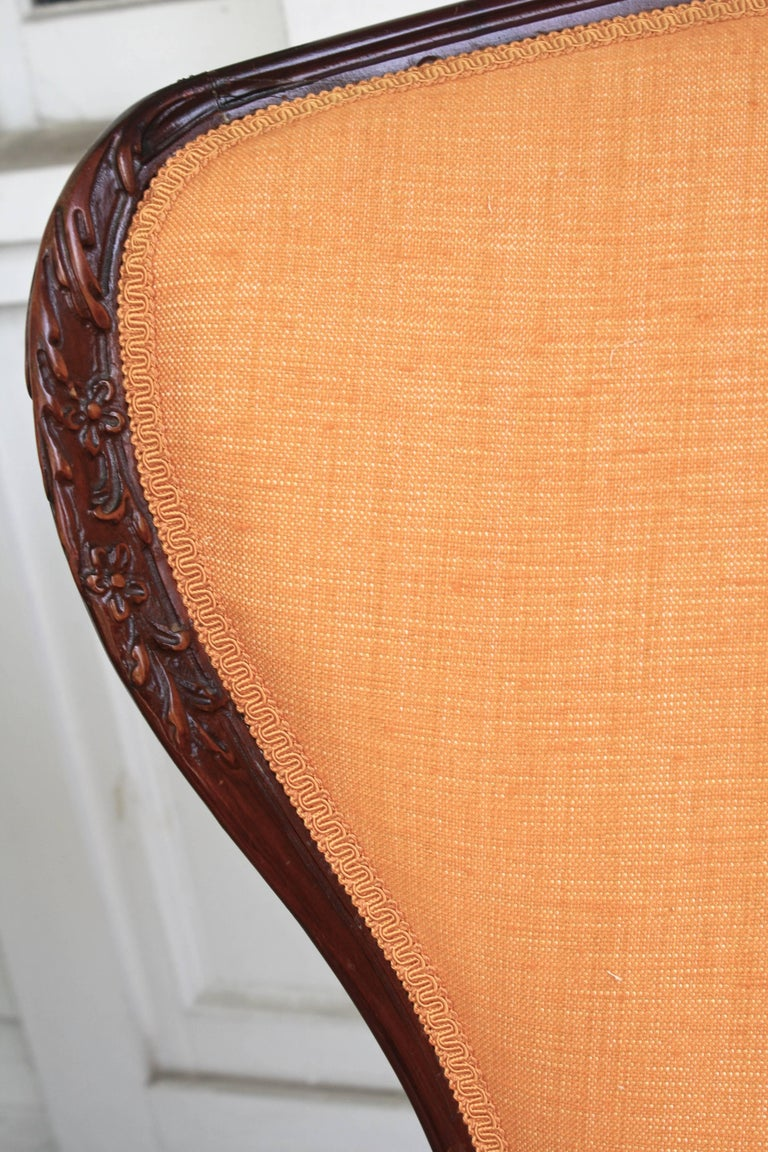 Napoleon III Bergere a Oreilles For Sale 1