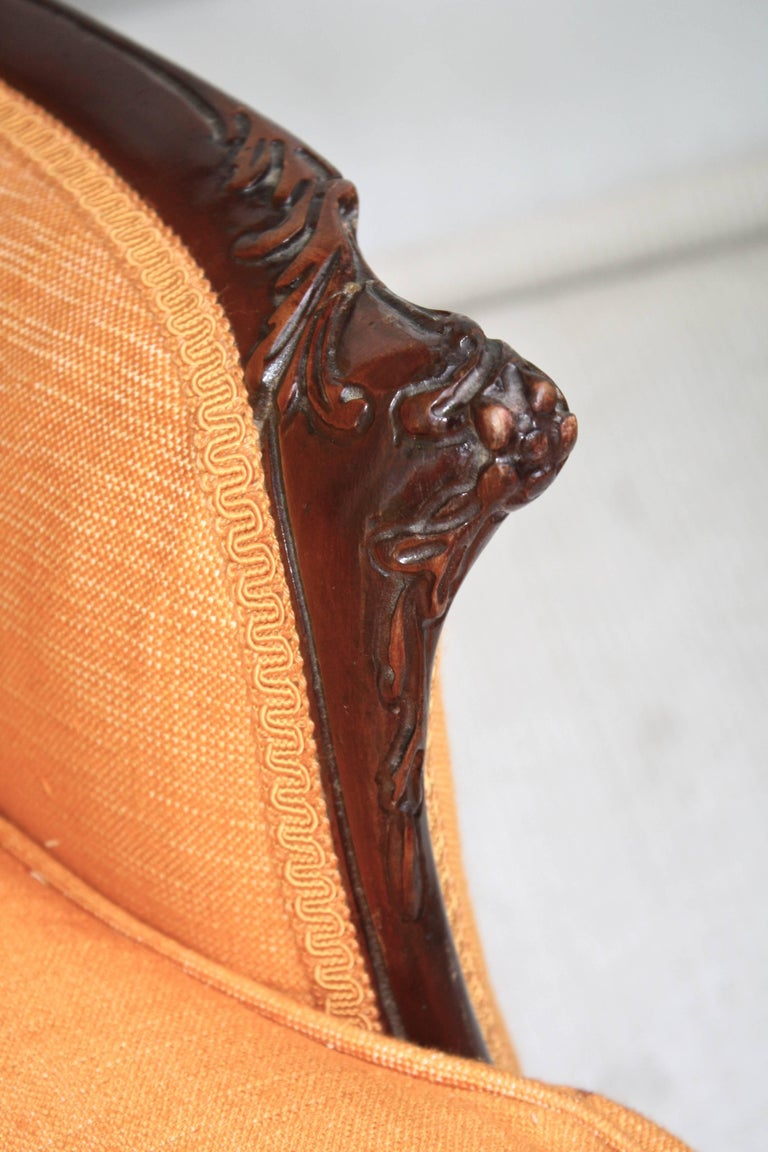 Napoleon III Bergere a Oreilles For Sale 2