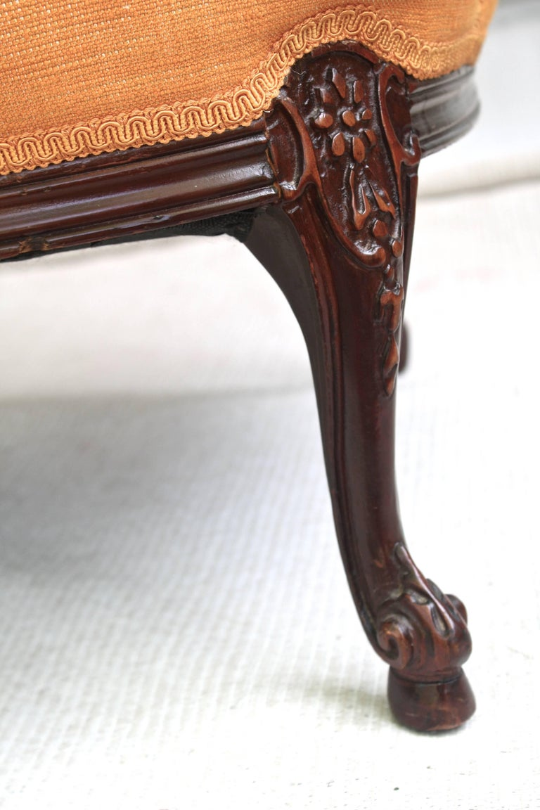 Napoleon III Bergere a Oreilles For Sale 3