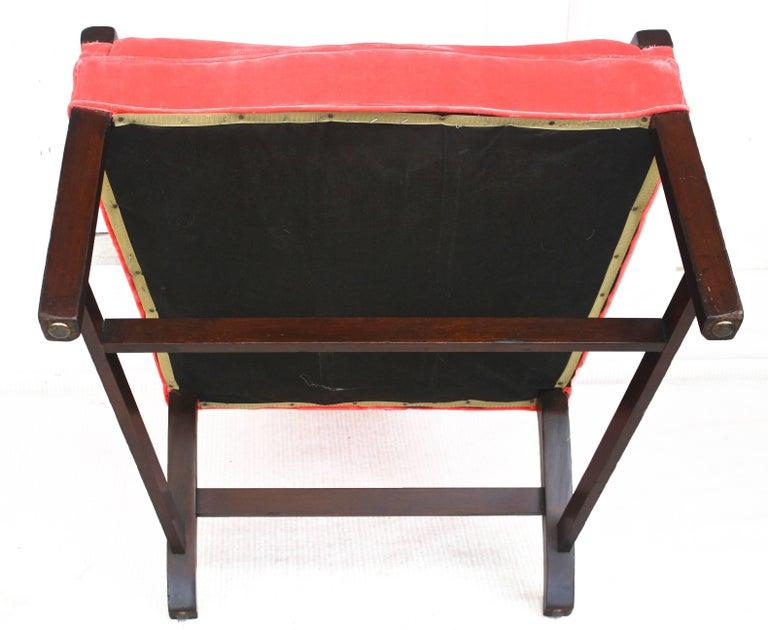 Georgian Gainsborough Armchair For Sale 2