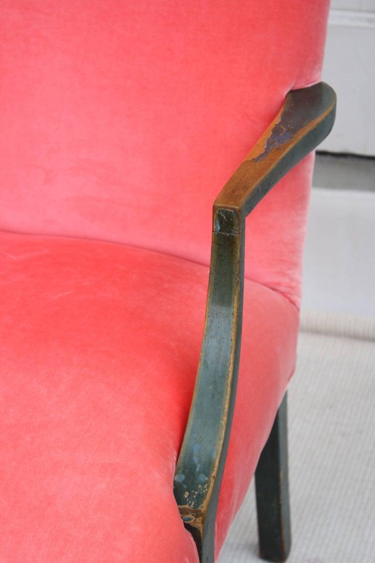 Regency Gainsborough Armchair For Sale 1