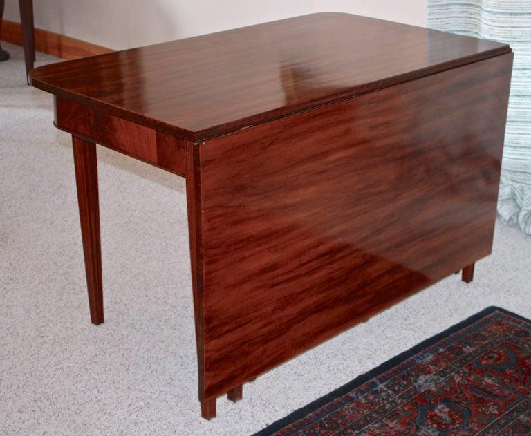 American Centennial Mahogany Banquet Table 6