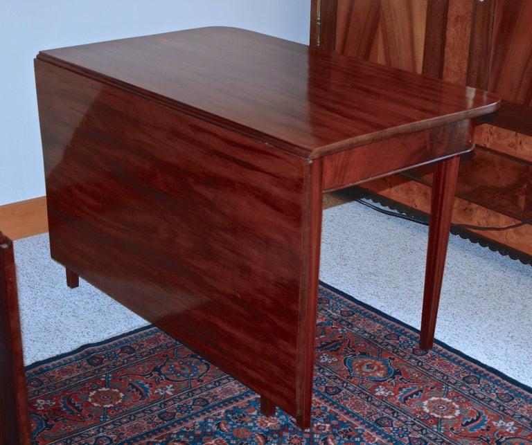 American Centennial Mahogany Banquet Table 8