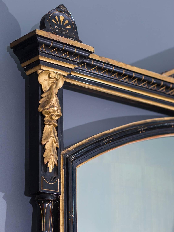 Enormous Antique English Aesthetic Mirror, circa 1880 at ...