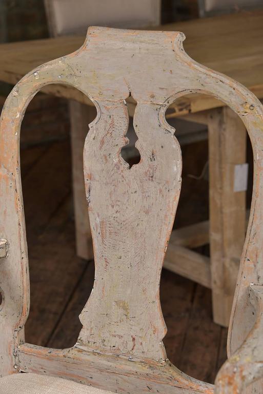Swedish Rococo Chairs 2