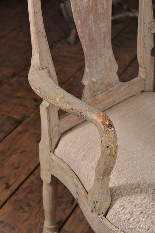 Swedish Rococo Chairs 4