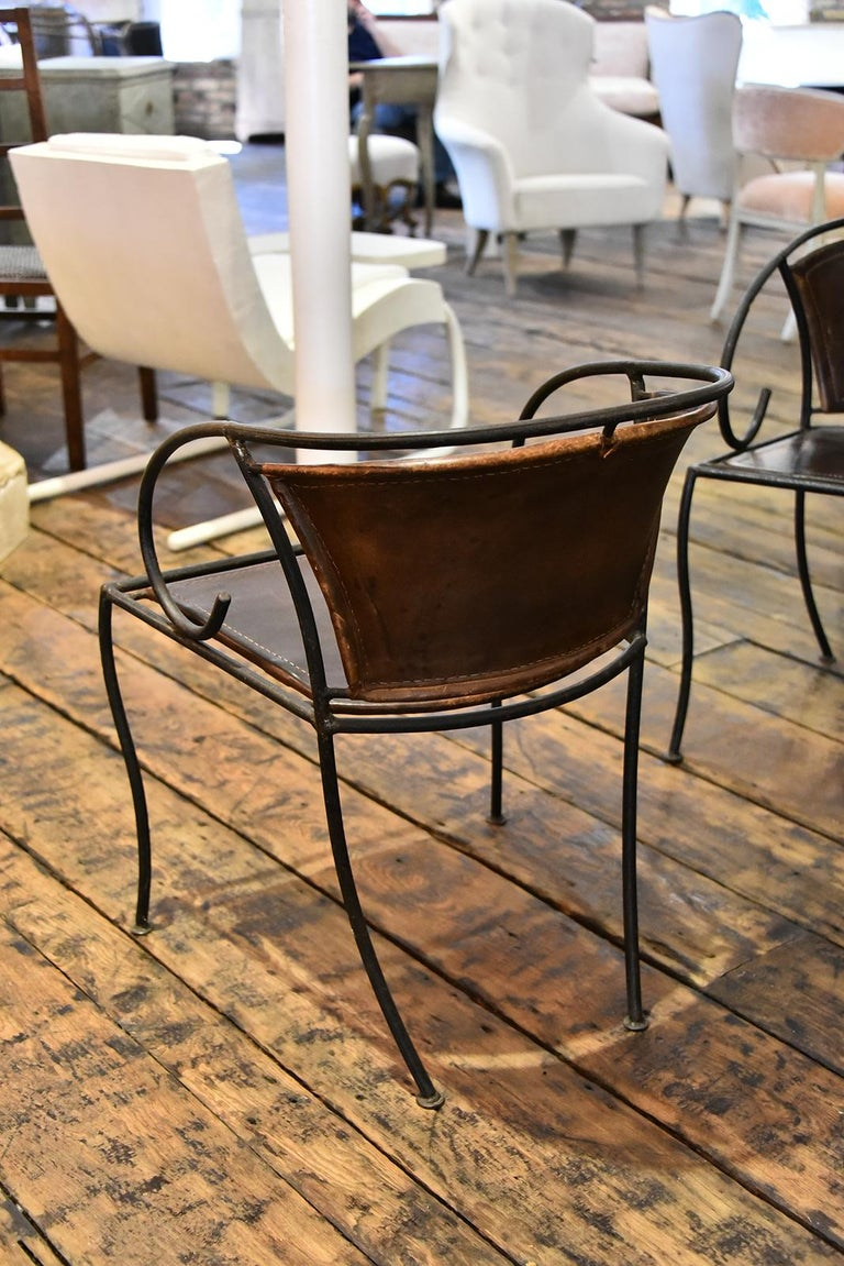 Spanish Dining Chairs For Sale 1