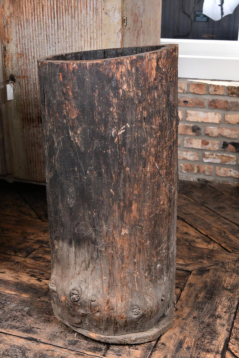 Rustic Wooden Planters For Sale 2