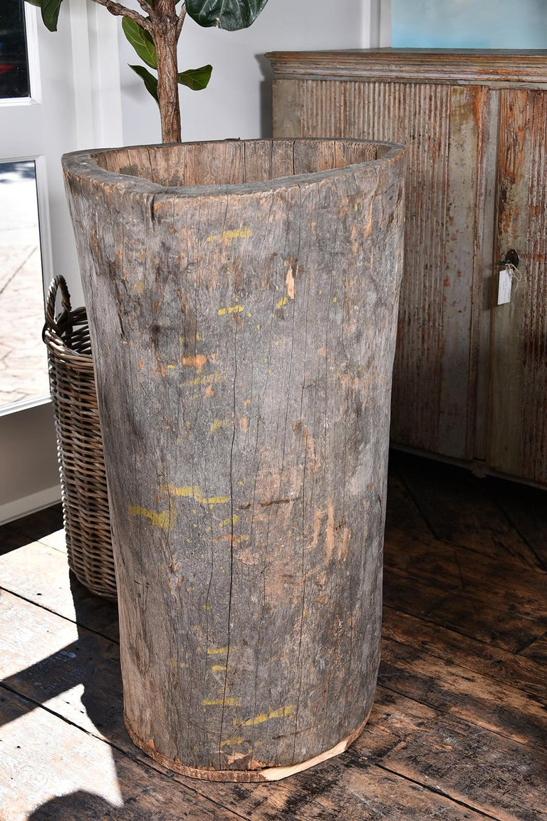 Rustic Wooden Planters For Sale 3