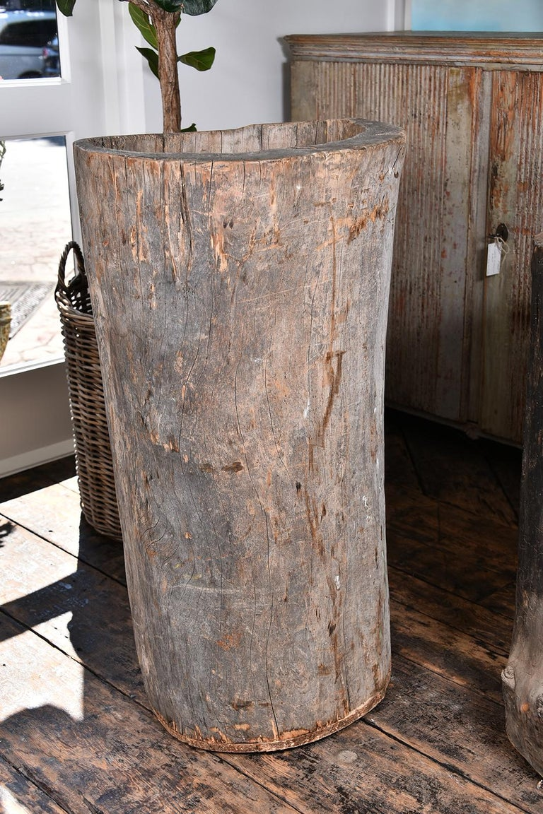 Rustic Wooden Planters For Sale 4