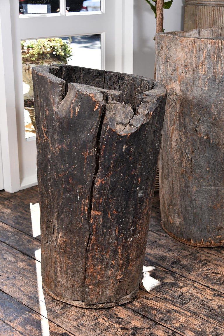 Rustic Wooden Planters For Sale 6