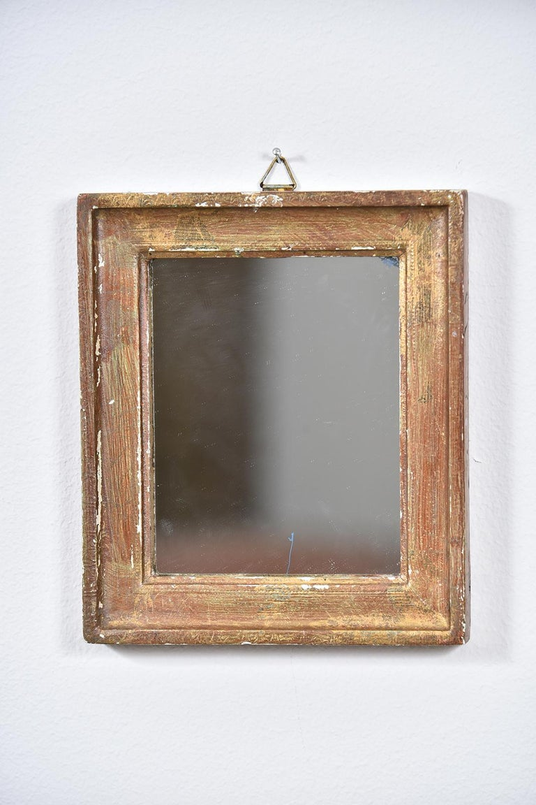 Collection of Petite Italian Mirrors For Sale 1