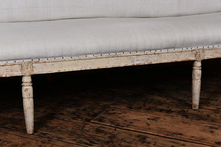 Swedish Gustavian Sofa For Sale 1