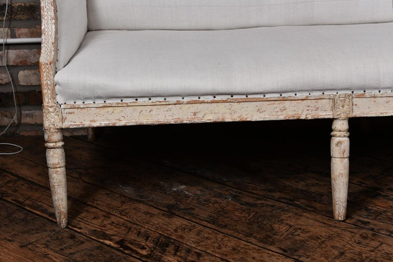 Swedish Gustavian Sofa For Sale 2