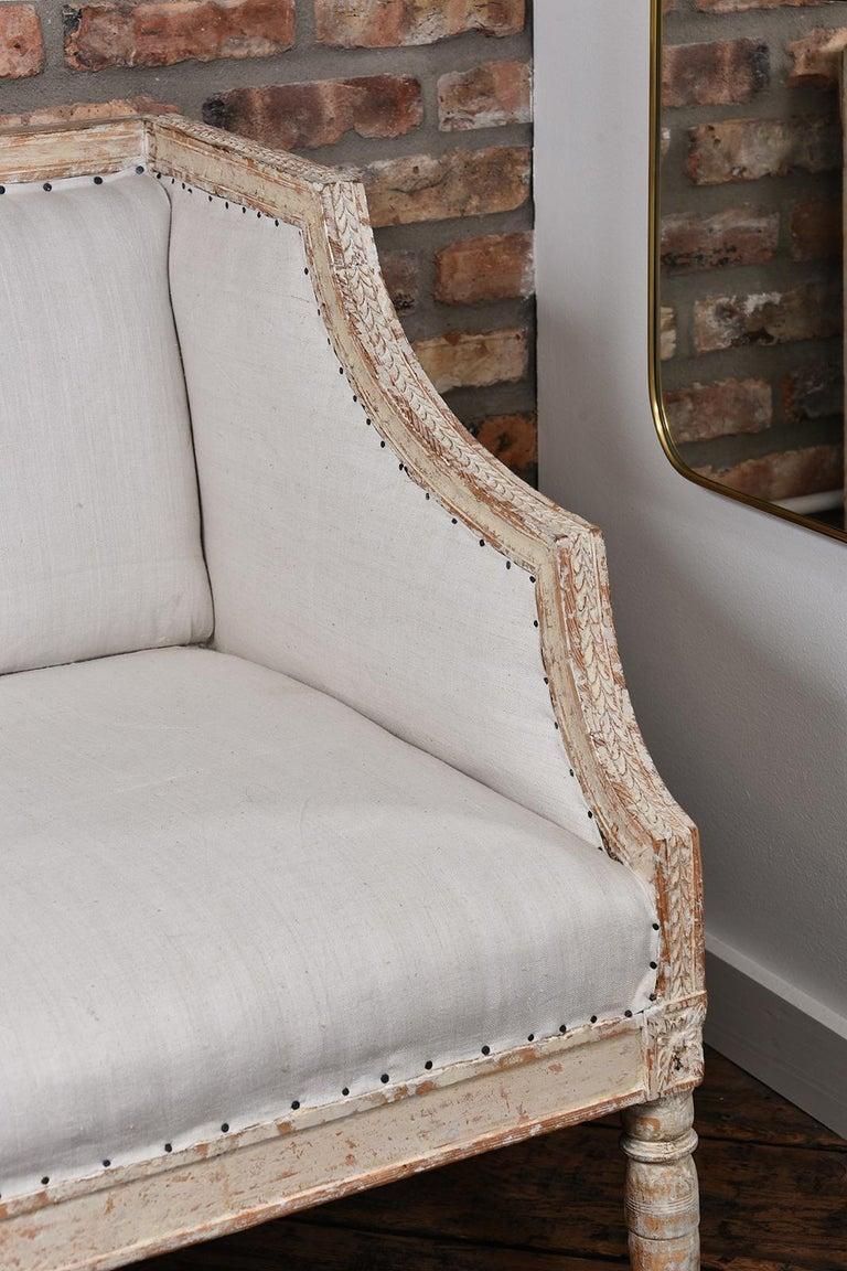 Swedish Gustavian Sofa For Sale 3