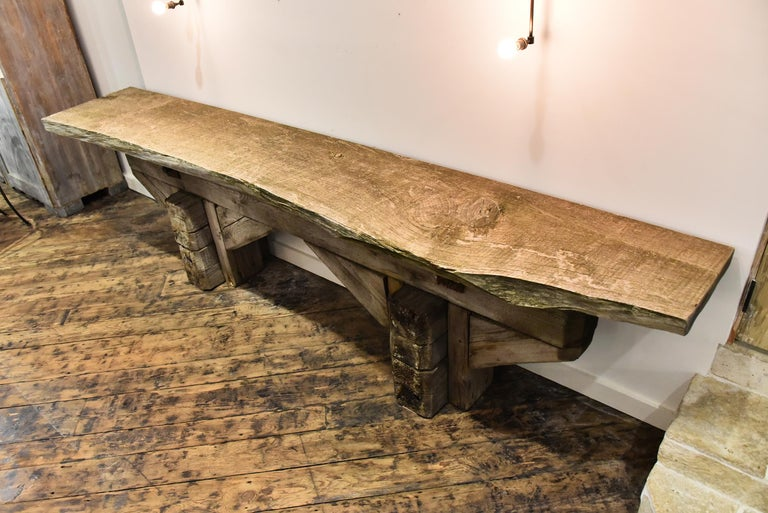 French Work Shop Table For Sale 1