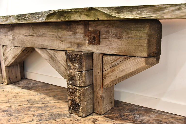 French Work Shop Table For Sale 4