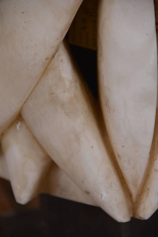 Alabaster Sculpture For Sale 2