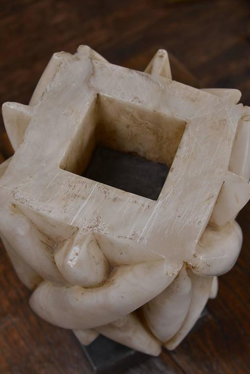 Alabaster Sculpture For Sale 3
