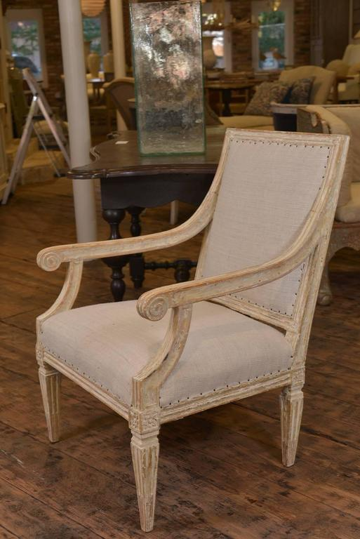 Single Swedish Chair 5