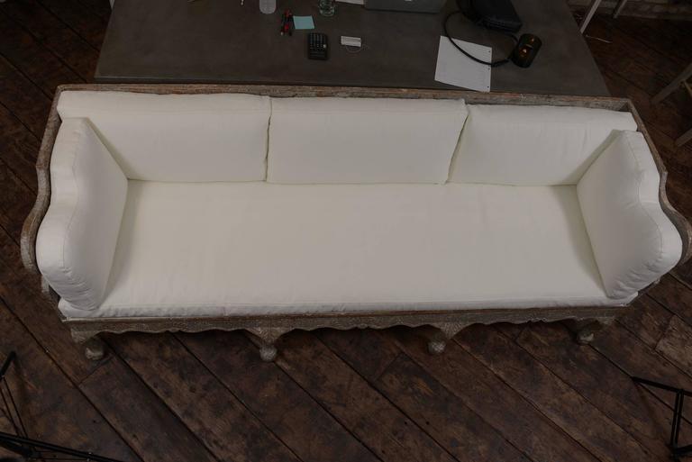 Swedish Trag Sofa For Sale 2