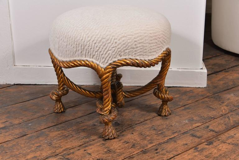 Fournier Rope Stool For Sale 1