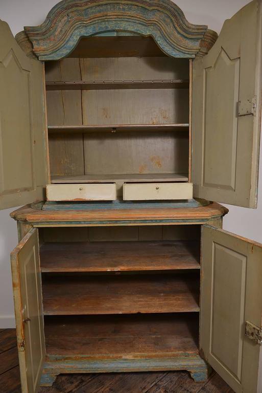 18th Century Rococo Cabinet For Sale